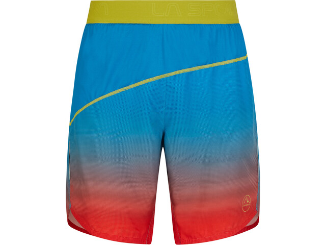 La Sportiva Medal Shorts Men, neptune/poppy